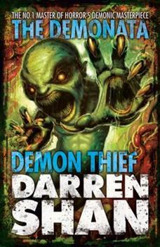 Paperback Demon Thief Book