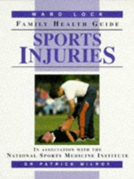 Paperback Sports Injuries (Ward Lock Family Health Guide) Book