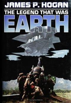 The Legend That Was Earth 0671319450 Book Cover