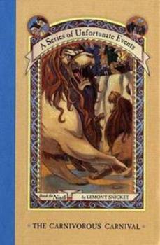 Paperback The Carnivorous Carnival Book