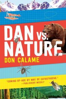 Dan vs. Nature 0763670715 Book Cover