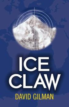 Paperback Ice Claw: Danger Zone Africa Book