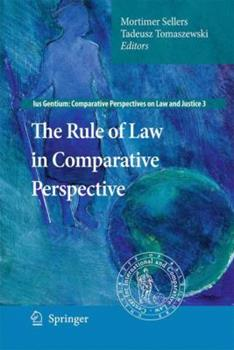 Paperback The Rule of Law in Comparative Perspective Book