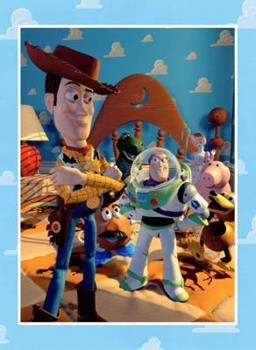 Hardcover Toy Story: The Art and Making of the Animated Film (Disney Editions Deluxe (Film)) Book
