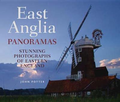 Hardcover East Anglia Panoramas (Regional Panoramas) Book