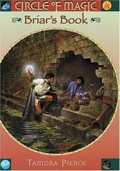 Hardcover Briar's Book (Circle Of Magic) Book