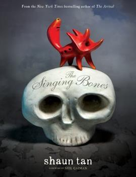 The Singing Bones 0545946123 Book Cover