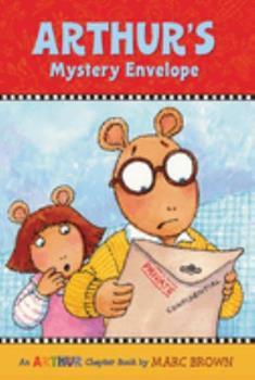 Paperback Arthur's Mystery Envelope: An Arthur Chapter Book