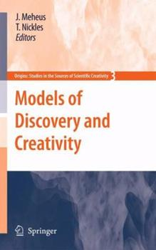 Paperback Models of Discovery and Creativity Book