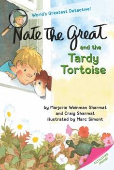 Nate the Great and the Tardy Tortoise 0385321112 Book Cover