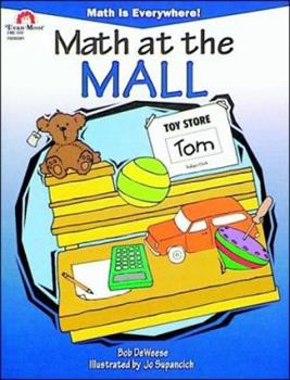 Math at the Mall (Math Is Everywhere Series) - Book  of the Math is Everywhere!