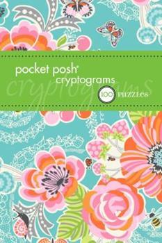 Paperback Pocket Posh Cryptograms 2: 100 Puzzles Book