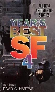 Year's Best SF 4 - Book  of the Uplift Saga