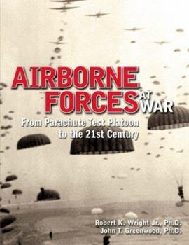 Airborne Forces at War 1591140285 Book Cover