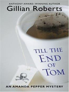 Hardcover Till the End of Tom [Large Print] Book