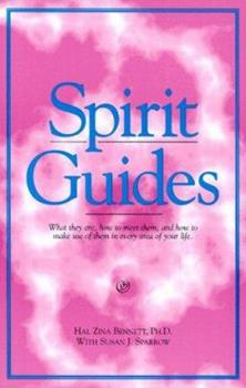 Spirit Guides: Companions & Mentors For Your Inner Journey 0965605647 Book Cover