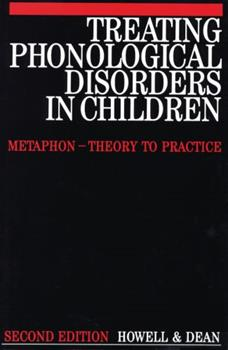Treating Phonological Disorders in Children 1897635958 Book Cover
