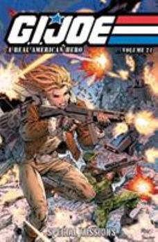 Paperback G.I. Joe: A Real American Hero, Vol. 21 - Special Missions Book