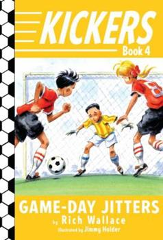 Game-Day Jitters 0375850953 Book Cover