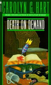 Death On Demand 038542597X Book Cover