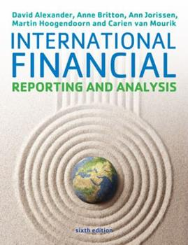 International Financial Reporting and Analysis 1408075016 Book Cover