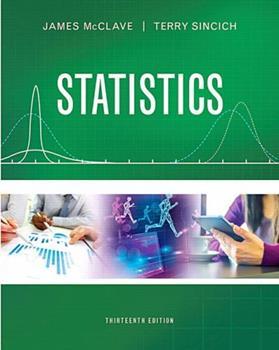 Statistics 0130655988 Book Cover