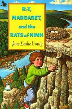 R-T, Margaret, and the Rats of NIMH - Book #3 of the Rats of NIMH