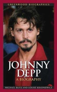 Johnny Depp: A Biography - Book  of the Greenwood Biographies