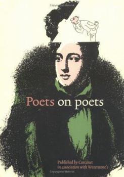 Paperback Poets on Poets Book