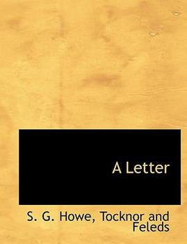 Paperback A Letter Book