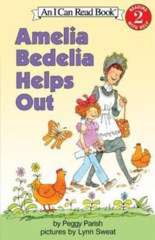 Amelia Bedelia Helps Out (I Can Read Book 2) - Book  of the I Can Read ~ Level 2