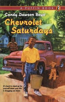 Chevrolet Saturdays (A Puffin Novel) 0027117650 Book Cover