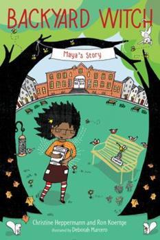 Maya's Story 0062338455 Book Cover