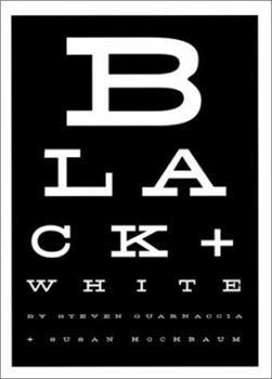 Black & White 081183218X Book Cover
