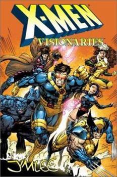 X-Men Visionaries: Jim Lee TPB - Book  of the Uncanny X-Men 1963-2011