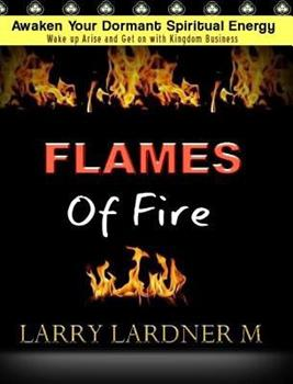 Hardcover Flames of Fire Book