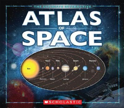 Spiral-bound The Ultimate Interactive Atlas of Space Book