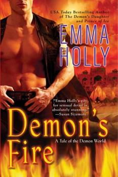 Demon's Fire 0425237494 Book Cover
