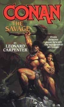 Conan the Savage (Conan) - Book  of the Conan the Barbarian
