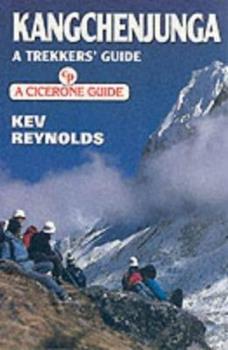 Paperback Kangchenjunga: A Trekker's Guide (Cicerone Guide) Book