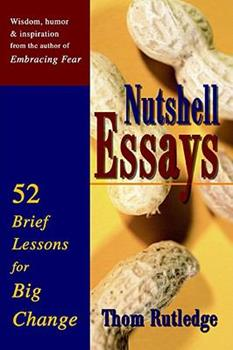 Paperback Nutshell Essays: 52 Brief Lessons for Big Change Book