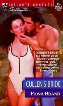 Cullen's Bride 0373079141 Book Cover