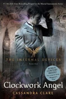 Paperback Clockwork Angel (Infernal Devices, Book 1) (The Infernal Devices) Book