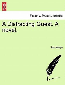 Paperback A Distracting Guest. A Novel Book
