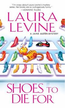 Shoes To Die For 0758207824 Book Cover