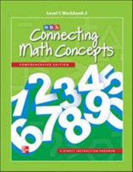 Spiral-bound Connecting Math Concepts Level C, Workbook 2 Book