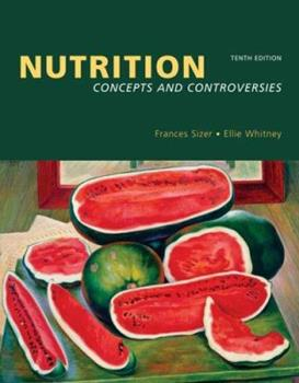 Paperback Nutrition : Concepts and Controversies Book