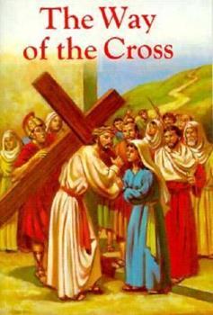 Paperback Way of the Cross (Little Angel (Regina Press)) Book