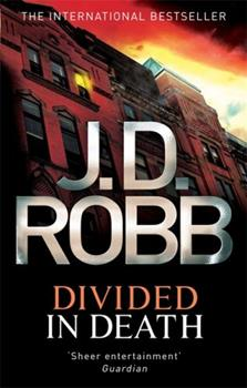 Paperback Divided in Death. Nora Roberts Writing as J.D. Robb Book