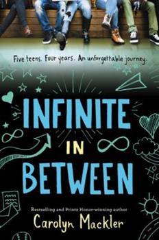 Infinite in Between 0061731072 Book Cover
